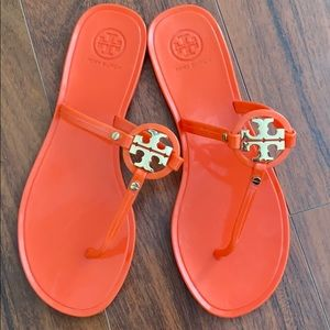 Tory Burch jelly flip flop
